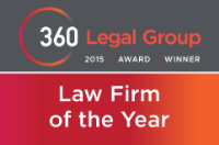360 Legal Group - Law Firm of the Year Award
