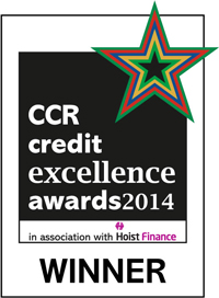 CCR Credit Excellence Awards 2014