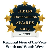 LFS Conveyancing Awards 2015