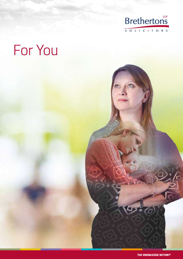 For you brochure