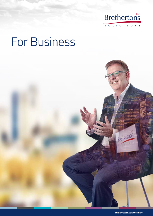 For Business brochure